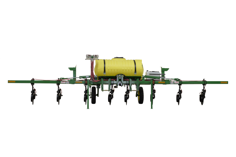 Coastal Nitrogen Applicator