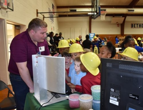 Coastal Participates in Bethel School Career Day